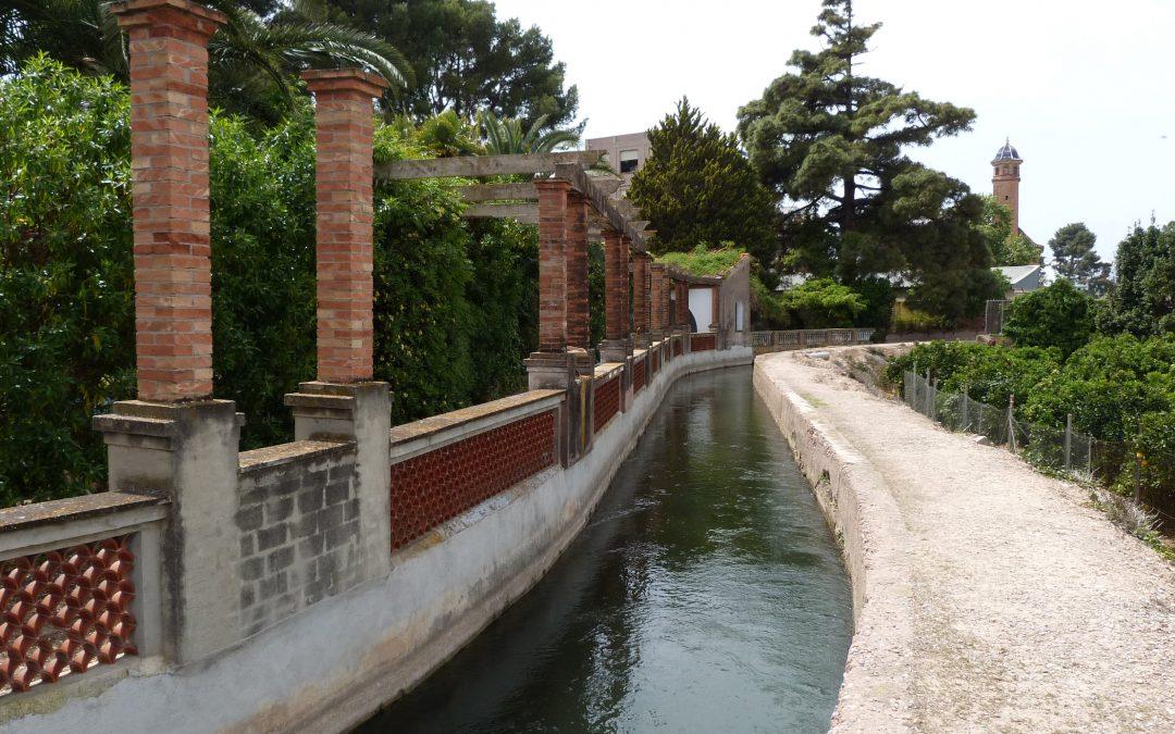 Mejora del regadío histórico en la huerta de Godella