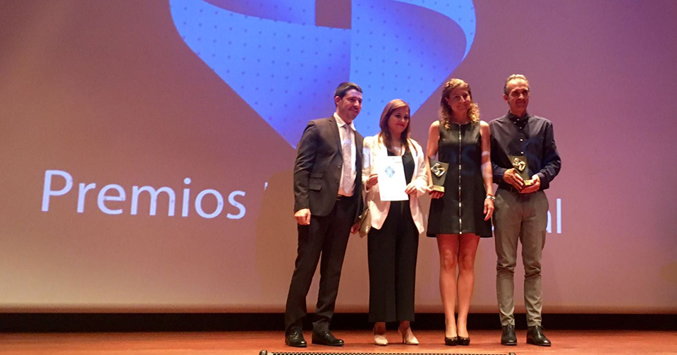 Els Premis Empresa Social reconeixen la col·laboració de Nuova Sesac i la Fundació Assut