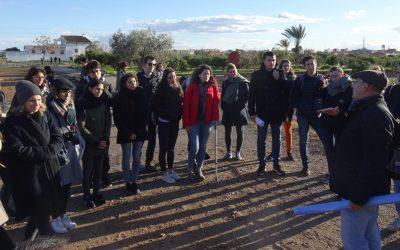 Un proyecto que reflexiona sobre el paisaje cultural de la Huerta