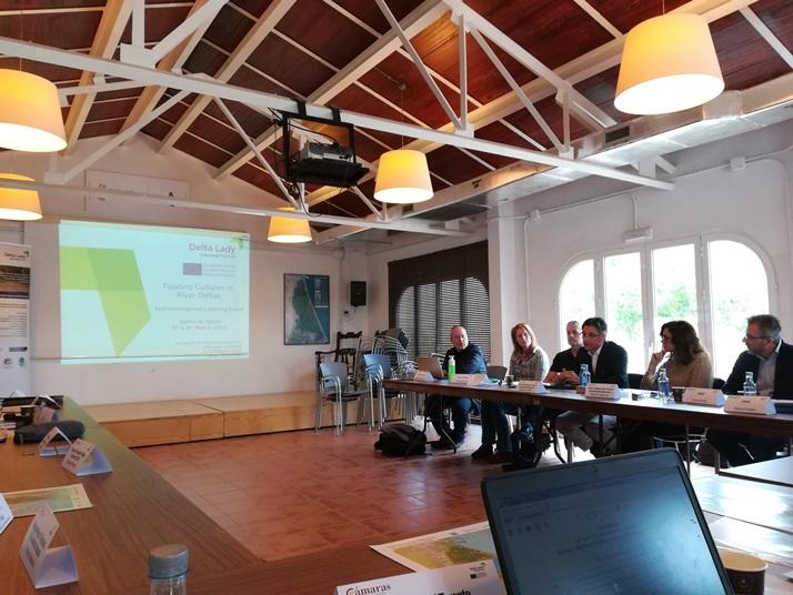 Delta Lady: turismo sostenible en los deltas europeos