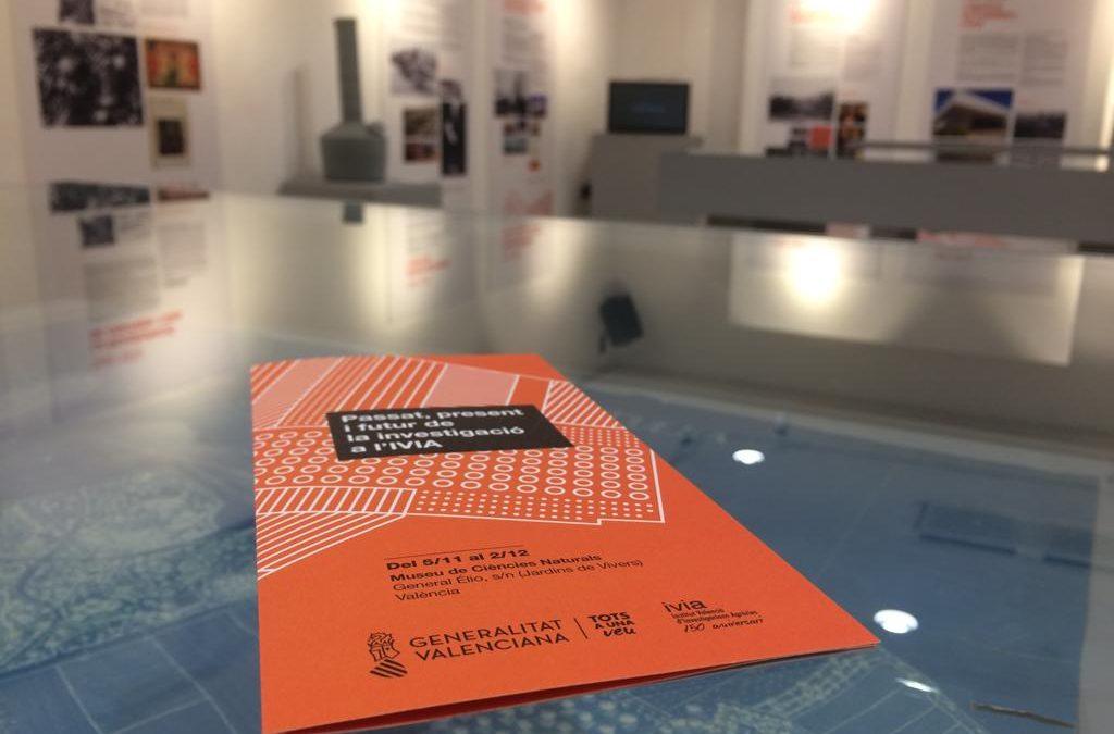 Exposición: 150 años del IVIA