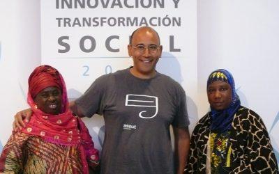 Premi de La Caixa al projecte 'Dones africanes a l'Horta'