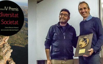 La Fundació Assut, premi 'Biodiversitat i Societat' de la Generalitat Valenciana