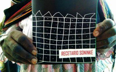 Recetario Soninké: El quadern de receptes de les dones africanes de l'Horta