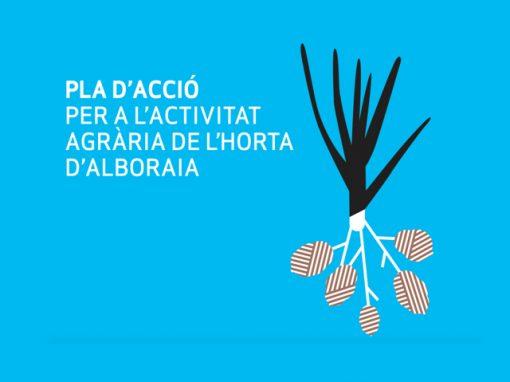 Dinamización agroecológica en Alboraia